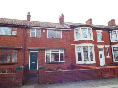 3 Bedrooms Terraced House for sale in Chesterfield Road, Blackpool, Lancashire, FY1