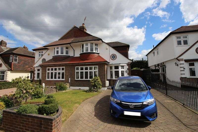 3 Bedrooms Semi Detached House for sale in Telford Road, London