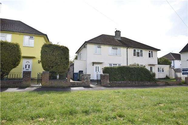 3 Bedrooms Semi Detached House for sale in John Buchan Road, Headington, OXFORD, OX3 9QN
