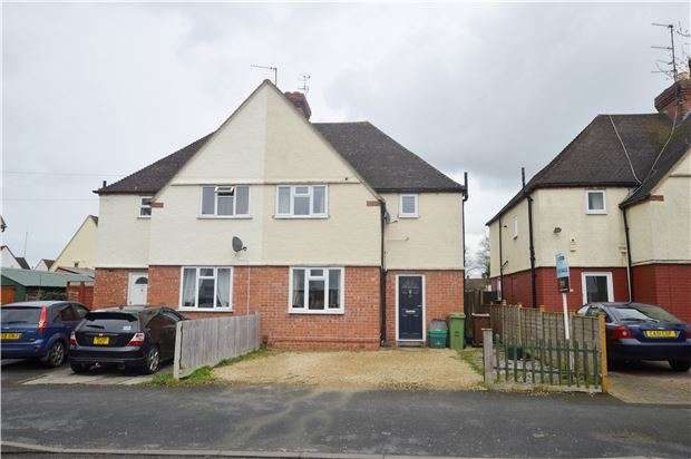 3 Bedrooms Semi Detached House for sale in Shakespeare Road, Cheltenham, Glos, GL51 7HQ