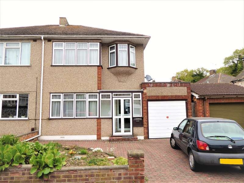 3 Bedrooms Semi Detached House for sale in Spring Vale, Bexleyheath, Kent, DA7 6AR