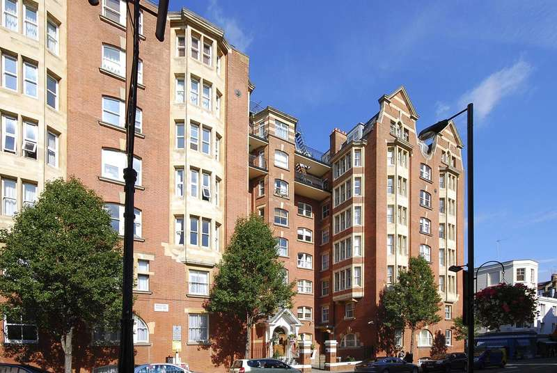 2 Bedrooms Flat for sale in Moscow Road, Notting Hill, W2