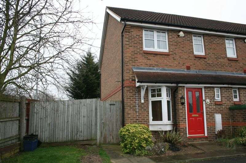 2 Bedrooms Semi Detached House for sale in 2 Bedroom End of Terrace House - Magnolia Gardens, Edgware HA8