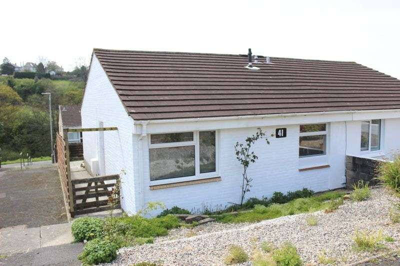 1 Bedroom Semi Detached Bungalow for sale in Downfield Walk, Plympton, Plymouth