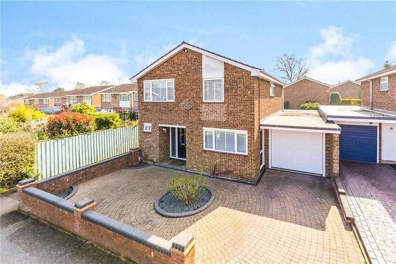 4 Bedrooms Detached House for sale in Augustus Close, St. Albans, Hertfordshire