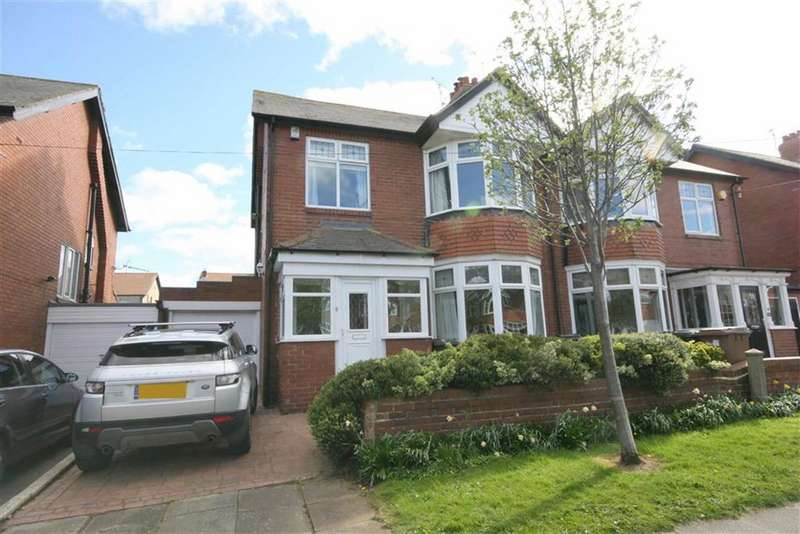 3 Bedrooms Property for sale in Monkseaton Drive, Whitley Bay, Tyne & Wear, NE26