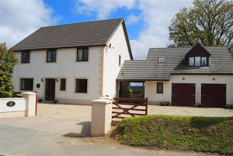 5 Bedrooms Property for sale in Redstone Road, Narberth, Pembrokeshire