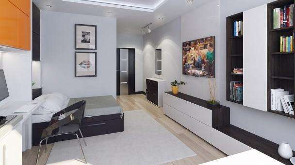 Property for sale in Studio 8.07. Landmark Waterfront Quarter, Huddersfield, HD1 3LD