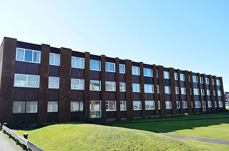 2 Bedrooms Flat for sale in Greystoke Court, South Shore, Blackpool, FY4 1DH