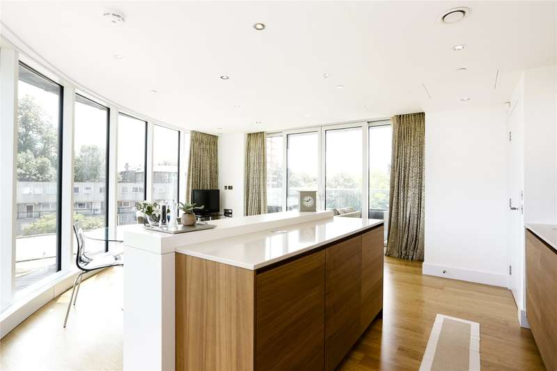 2 Bedrooms House for sale in Ireton House, 3 Stamford Square, London, SW15