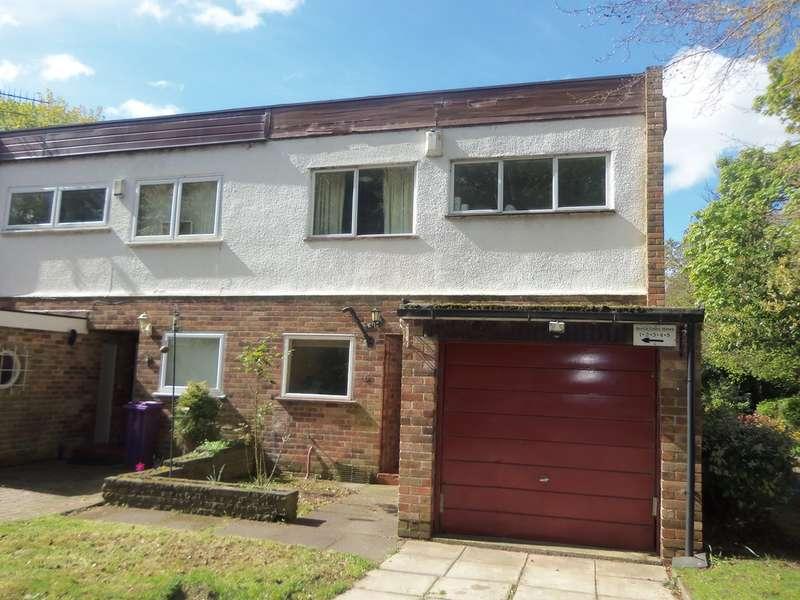 3 Bedrooms End Of Terrace House for sale in Beech court Mews, Calderstones, Liverpool