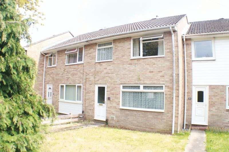 3 Bedrooms Terraced House for sale in Hawkhurst Close, Southampton