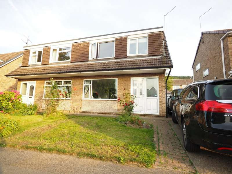 3 Bedrooms Semi Detached House for sale in Enfield Chase, Guisborough