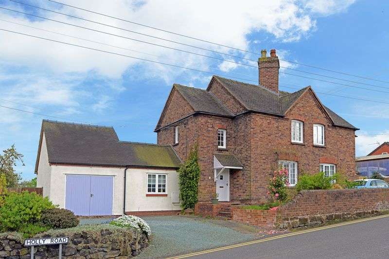 3 Bedrooms Cottage House for sale in Holly Road, Little Dawley, Telford, Shropshire.