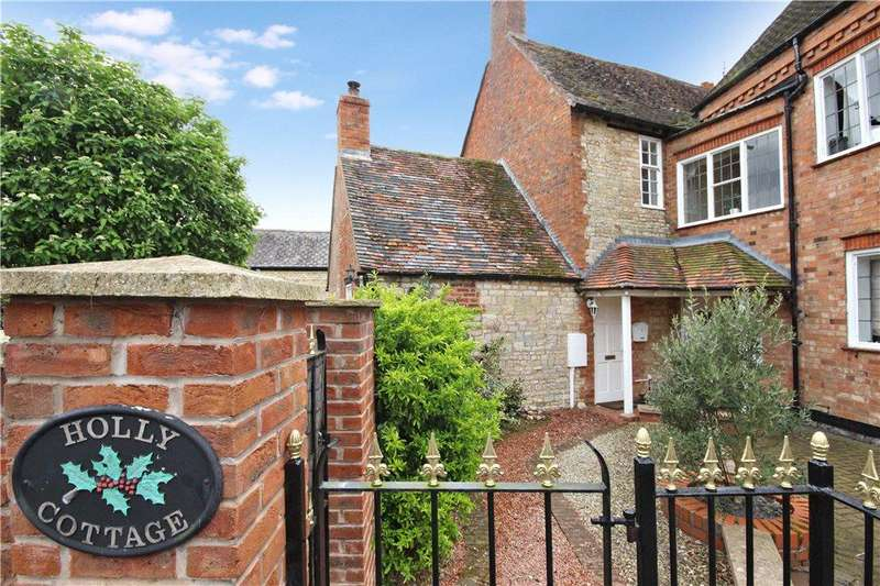 2 Bedrooms Semi Detached House for sale in Broad Close House, Broad Close, Ettington, Stratford-upon-Avon, CV37