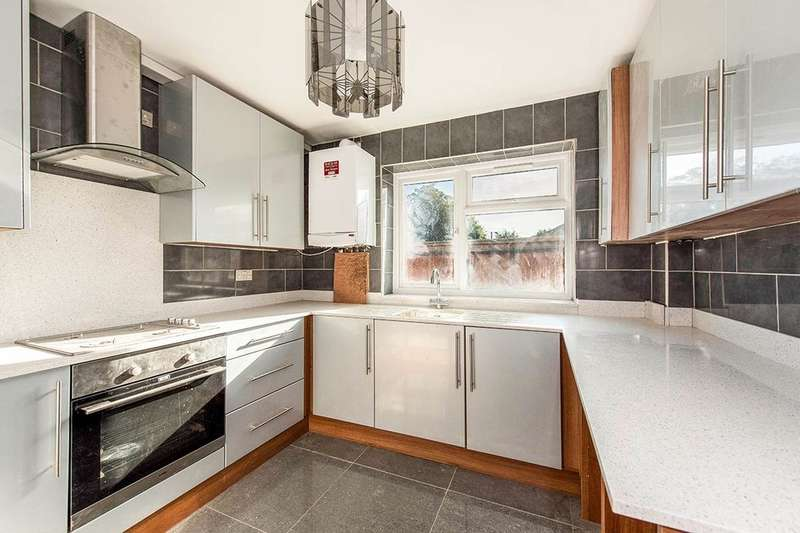 4 Bedrooms Semi Detached House for sale in Palmerston Road, Twickenham, TW2