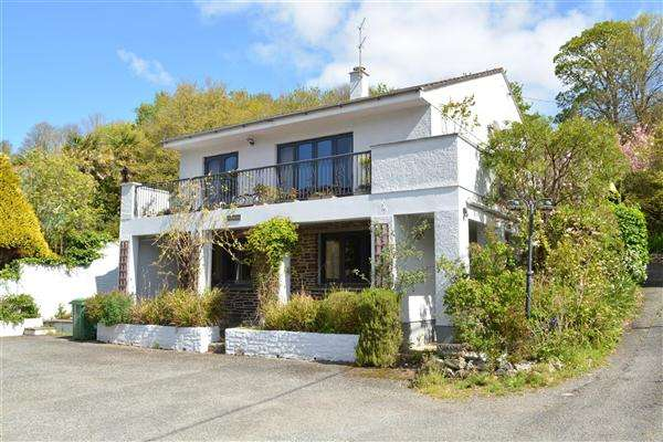 4 Bedrooms Detached House for sale in Mevagissey, Cornwall, PL26