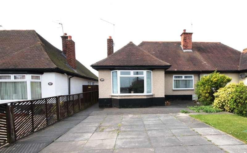 3 Bedrooms Semi Detached Bungalow for sale in Heanor Road, Ilkeston