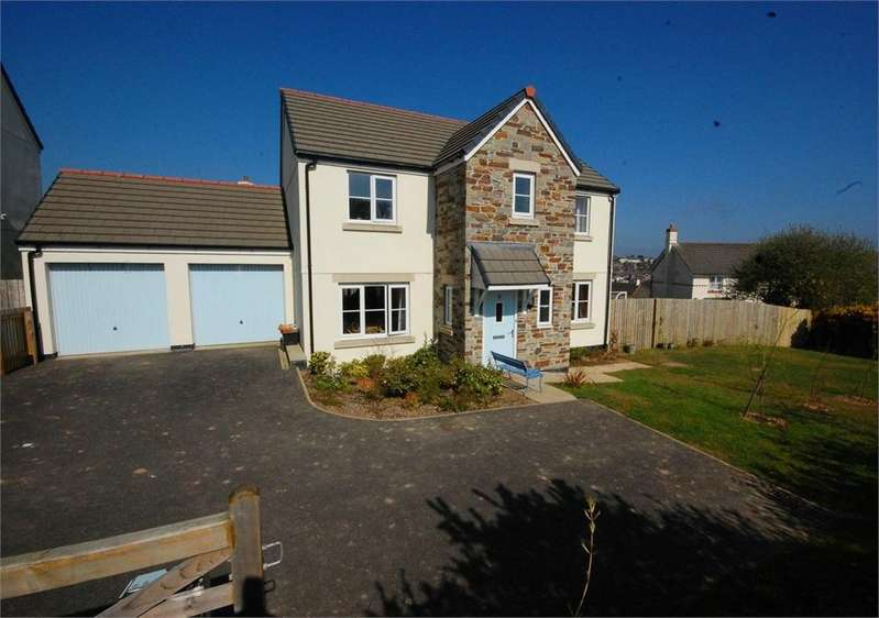 4 Bedrooms Detached House for sale in 3 Attwell Terrace, FOWEY, Cornwall