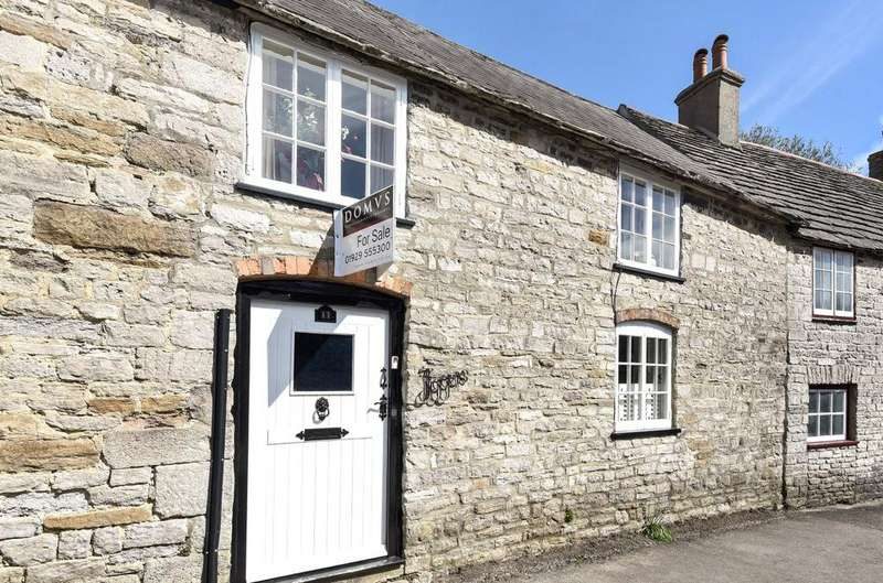 3 Bedrooms Terraced House for sale in Corfe Castle, Dorset