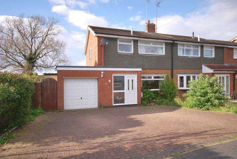 3 Bedrooms Semi Detached House for sale in Canada Drive, Cherry Burton