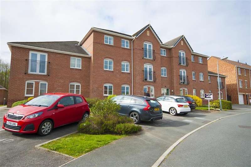 1 Bedroom Flat for sale in Pendinas, Ruthin Road, Wrexham, LL11 3BG