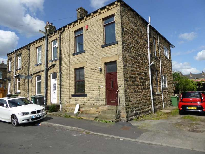 2 Bedrooms End Of Terrace House for sale in Hilary Street, Dewsbury