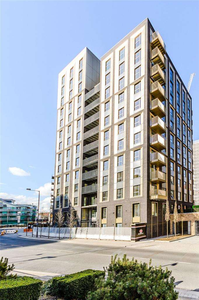 2 Bedrooms Flat for sale in Emerald Gardens, North West Village, Wembley Park, London, HA9