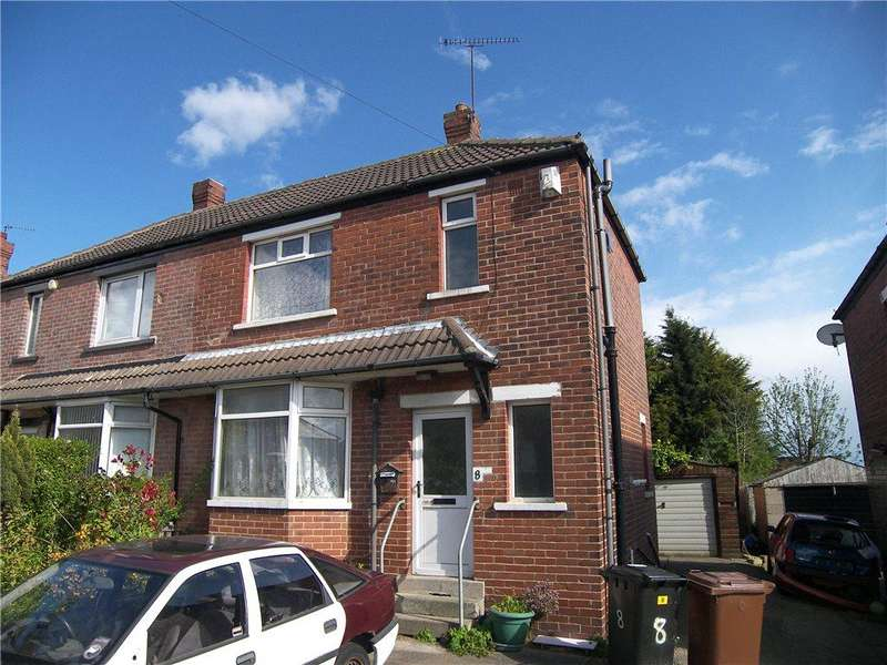 2 Bedrooms Semi Detached House for sale in Lawrence Gardens, Leeds, West Yorkshire