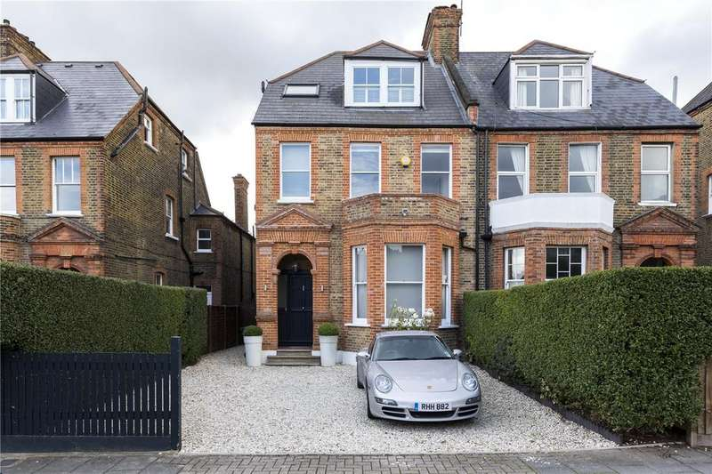 4 Bedrooms Semi Detached House for sale in Killieser Avenue, Telford Park, Streatham, London, SW2