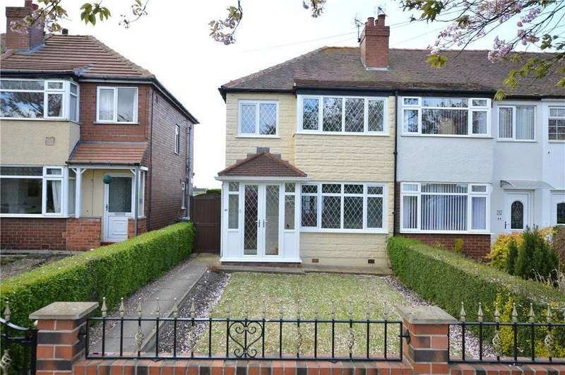 3 Bedrooms Town House for sale in Church Lane, Garforth, Leeds, West Yorkshire