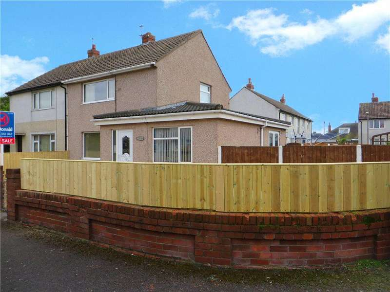 3 Bedrooms Semi Detached House for sale in Kent Avenue, Thornton-Cleveleys