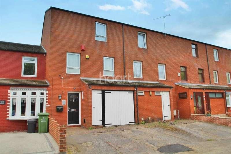 3 Bedrooms End Of Terrace House for sale in Dengayne, Basildon
