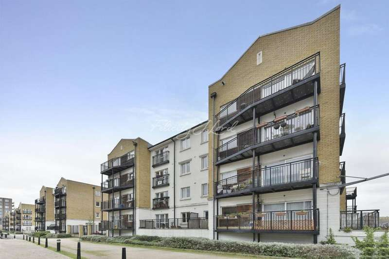 2 Bedrooms Flat for sale in Johnson Lock Court, E1