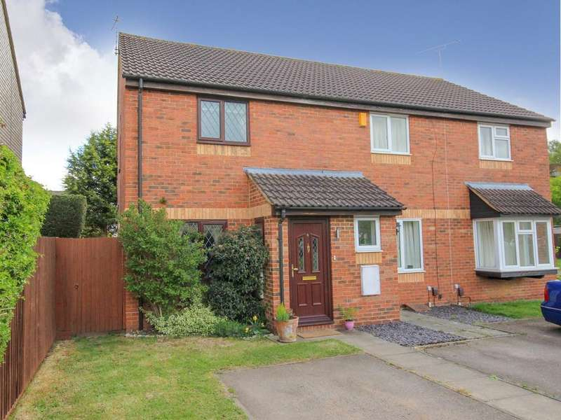 2 Bedrooms End Of Terrace House for sale in Williams Way, Flitwick, Bedford, MK45