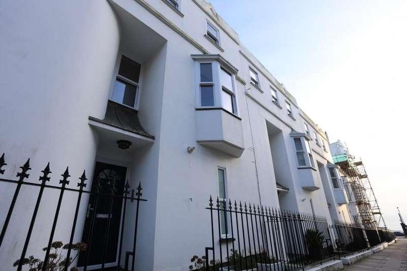 3 Bedrooms Terraced House for rent in Cubitt Terrace, Brighton