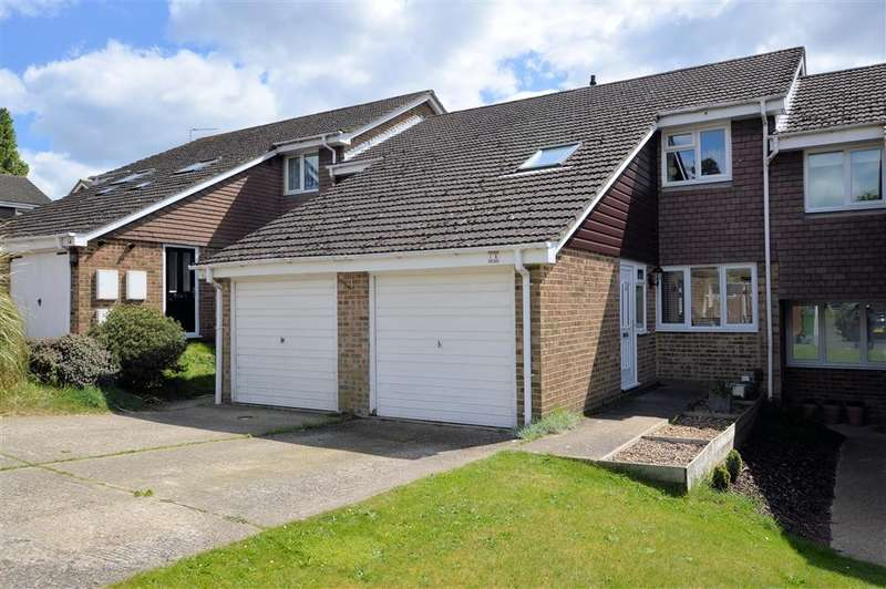 2 Bedrooms Terraced House for sale in Seton Drive, Calcot, Reading, RG31