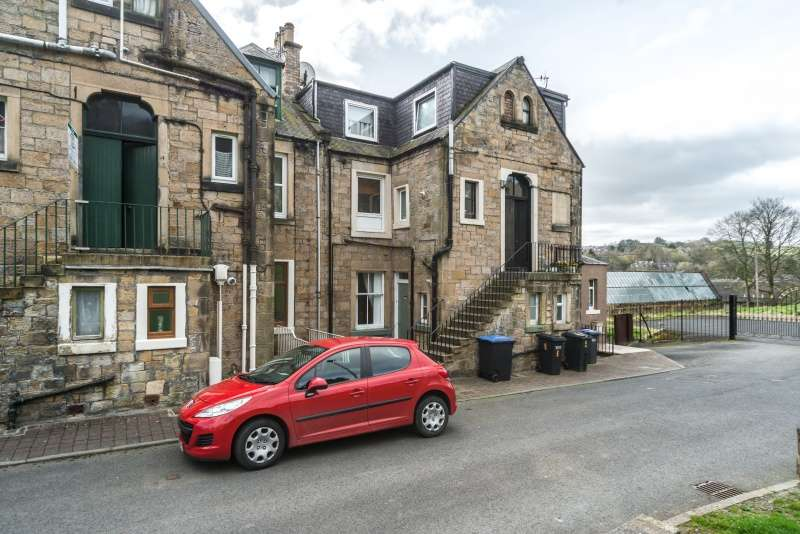 1 Bedroom Ground Flat for sale in Howlands Terrace, Hawick, Borders, TD9 7ED