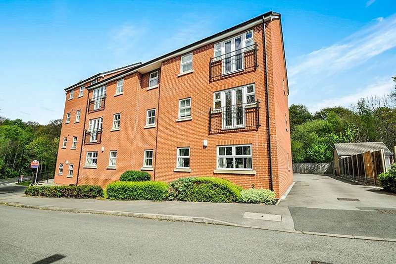 2 Bedrooms Flat for sale in Coppice Rise, Chapeltown, Sheffield, S35