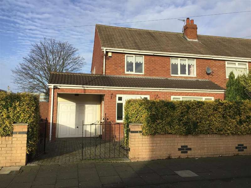 3 Bedrooms Semi Detached House for sale in Ennerdale Road, Walkergate, Newcastle Upon Tyne