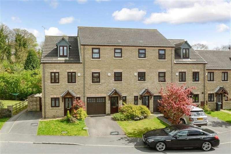 4 Bedrooms Town House for sale in Mereside, Fenay Bridge, Huddersfield, HD5