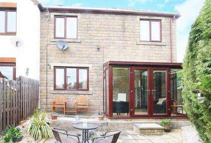 2 Bedrooms Town House for sale in Greenside Mews, Sheffield, South Yorkshire