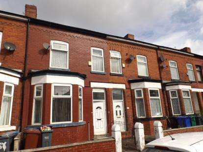 3 Bedrooms Terraced House for sale in Clitheroe Road, Manchester, Greater Manchester, Uk