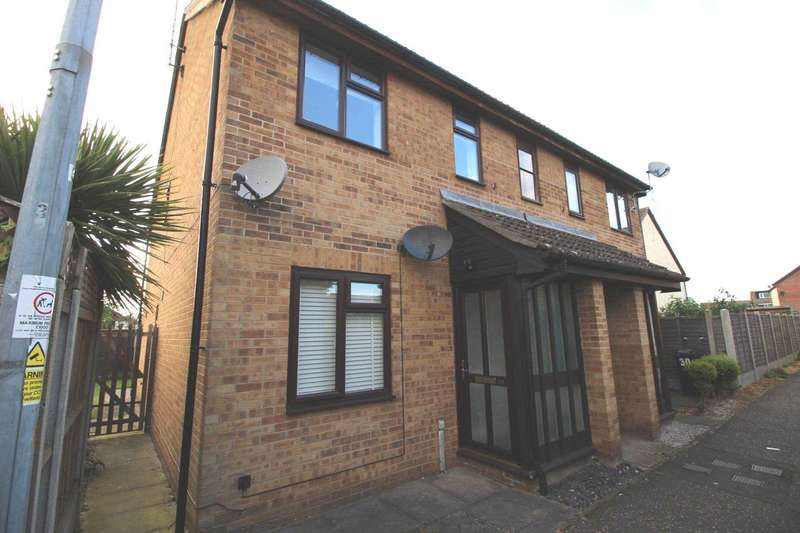 1 Bedroom Maisonette Flat for sale in Sanderling Gardens, Heybridge