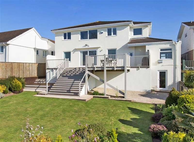 5 Bedrooms Detached House for sale in Whidborne Avenue, Torquay, Devon, TQ1