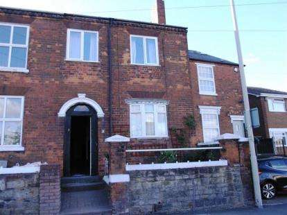 3 Bedrooms Terraced House for sale in Brook Street, Woodsetton, Dudley, West Midlands