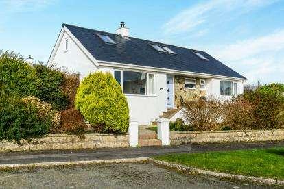 4 Bedrooms Bungalow for sale in St. Tudwals Estate, Mynytho, Nr. Abersoch, Gwynedd, LL53