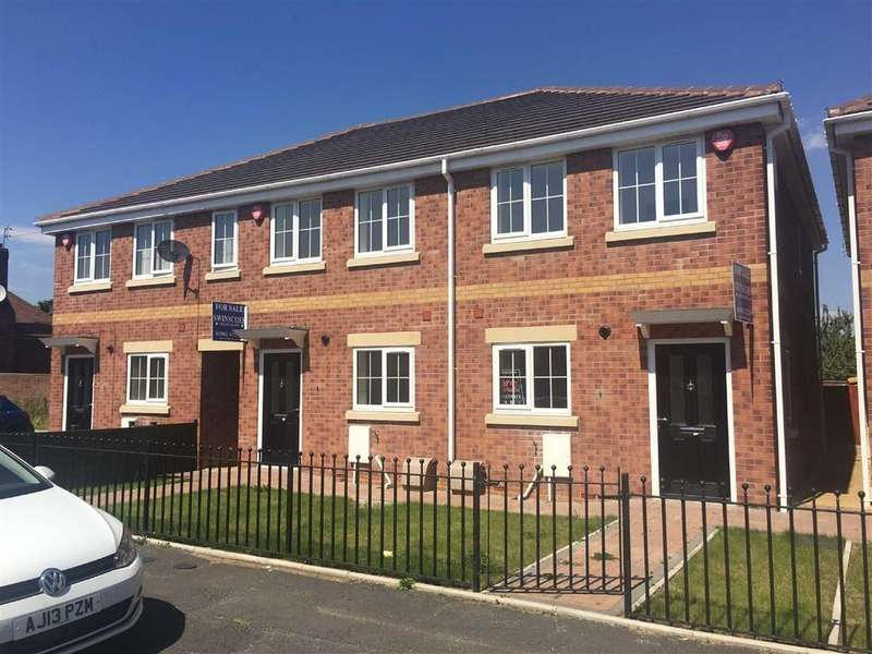 2 Bedrooms Semi Detached House for sale in Skidmore Road, Coseley