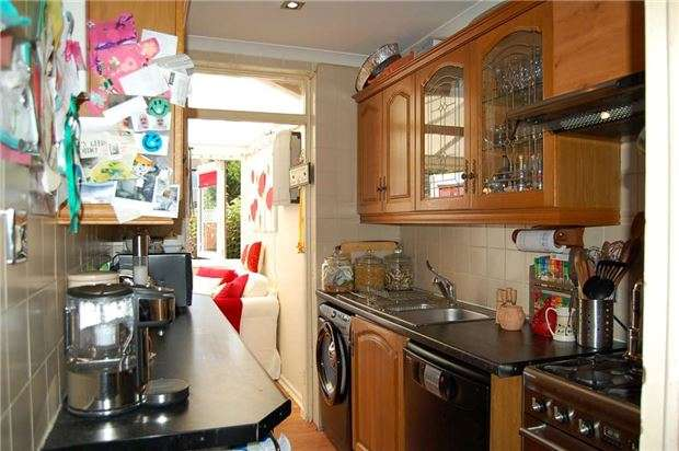5 Bedrooms Terraced House for sale in New Barns Avenue, Mitcham, Surrey, CR4