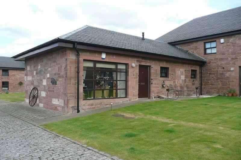 1 Bedroom Bungalow for sale in Home Farm Court, Drumpellier Home Farm, Drumpellier, Coatbridge, North Lanarkshire, ML5 1RW